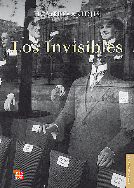Los invisibles, Homero Aridjis
