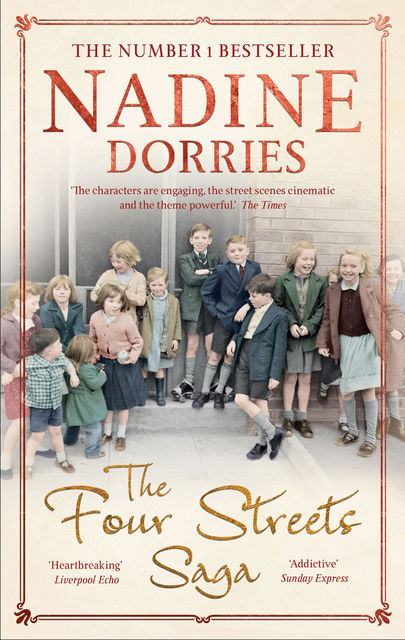 The Four Streets Omnibus, Nadine Dorries