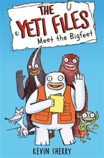 Yeti Files, Kevin Sherry