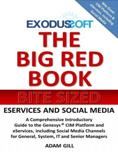 The Big Red Book – Bite Sized – eServices, Adam Gill