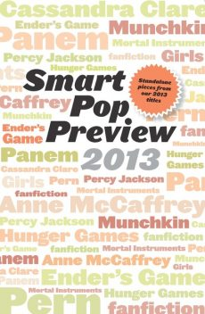 Smart Pop Preview 2013, David Brin