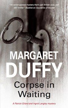 Corpse in Waiting, Margaret Duffy