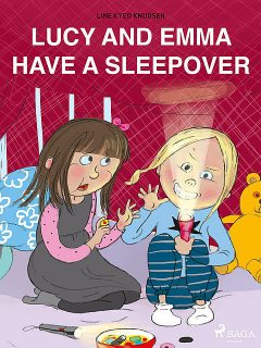 Lucy and Emma Have a Sleepover, Line Kyed Knudsen