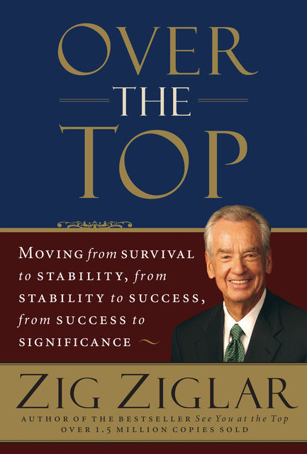 Over the Top, Zig Ziglar