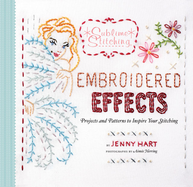 Embroidered Effects, Jenny Hart