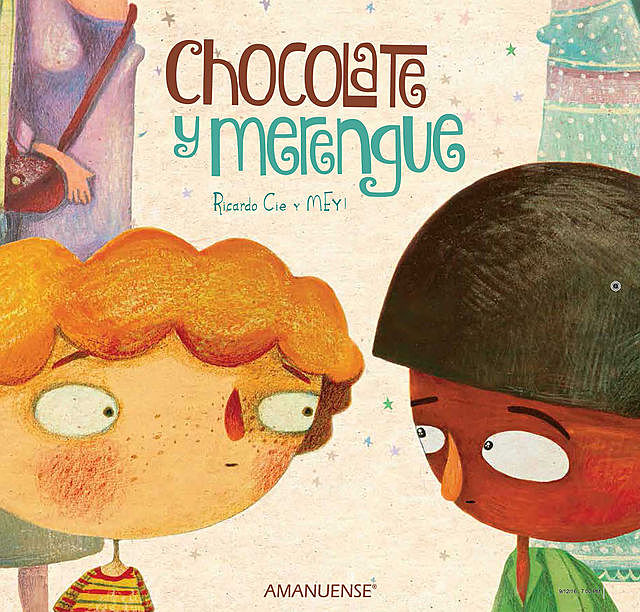 Chocolate y merengue, Ricardo Cie