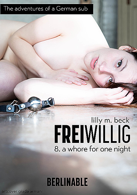 FreiWillig – Episode 8, Lilly M. Beck