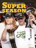 A Super Season – Green Bay 2010–11 Champions, Unknown Author
