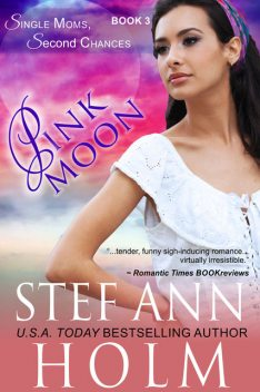 Pink Moon (Single Moms, Second Chances Series, Book 3), Stef Ann Holm