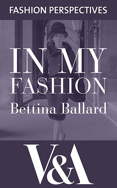 In My Fashion, Bettina Ballard
