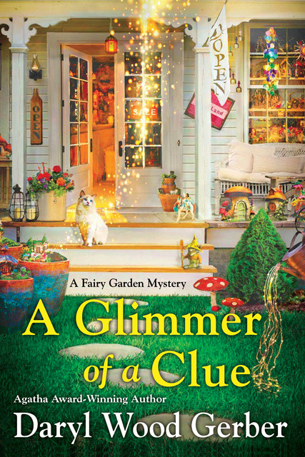 A Glimmer of a Clue, Daryl Wood Gerber