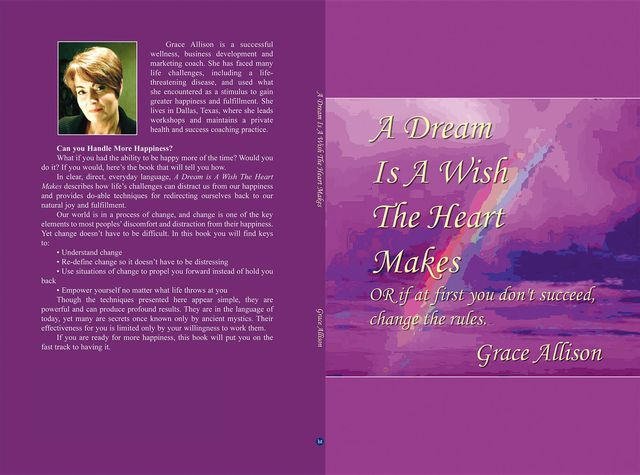 A Dream is a Wish the Heart Makes, Grace Allison