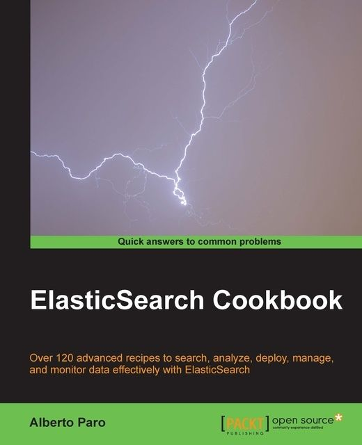 ElasticSearch Cookbook, Packt Publishing