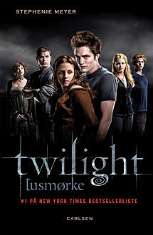 Twilight – Tusmørke, Stephenie Meyer