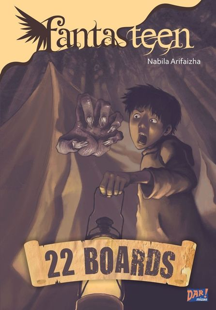 22 Boards, Nabila Arifaizha