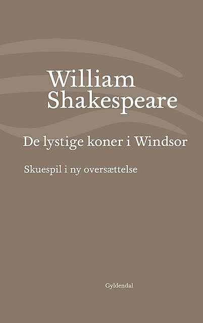 De lystige koner i Windsor, William Shakespeare