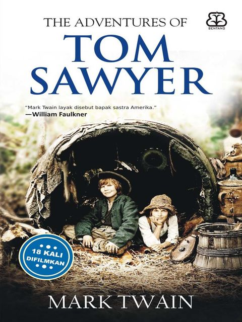 The Adventures of Tom Sawyer (id), Mark Twain