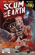 Scum of the Earth #1, Mark Bertolini