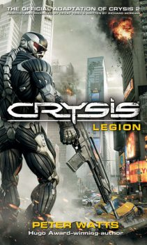 Crysis: Legion, Peter Watts