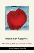 Uncommon Happiness, Dzigar Kongtrul Rinpoche