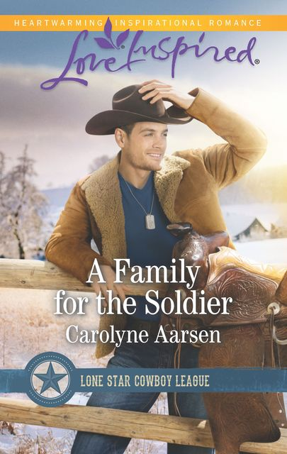 A Family for the Soldier, Carolyne Aarsen