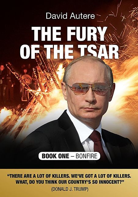 The Fury of the Tsar, David Autere