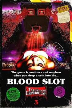 Blood Slot, Alan Power