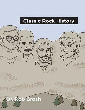 Classic Rock History, Rob Brosh