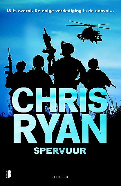 Spervuur, Chris Ryan