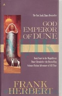 Dune Chronicles 04. God Emperor of Dune, Frank Herbert