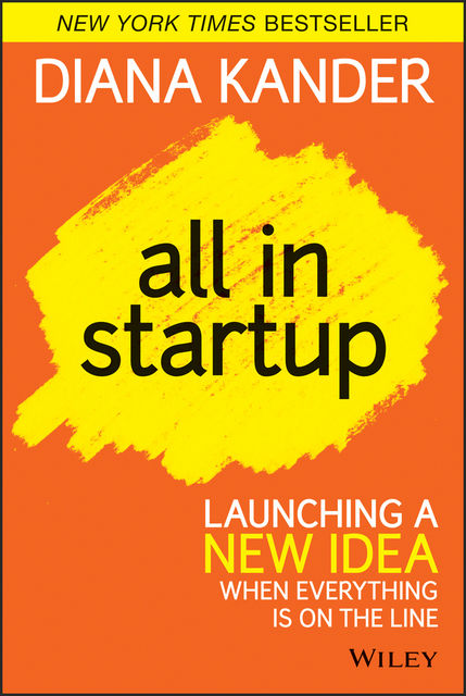 All In Startup, Diana Kander