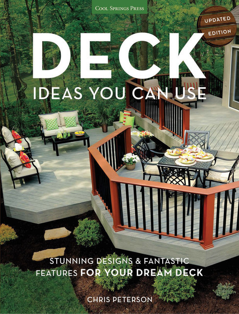 Deck Ideas You Can Use – Updated Edition, Chris Peterson