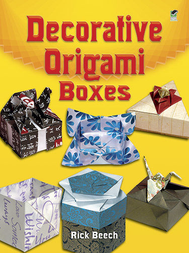 Decorative Origami Boxes, Rick Beech