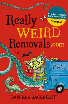 Really Weird Removals.com, Daniela Sacerdoti