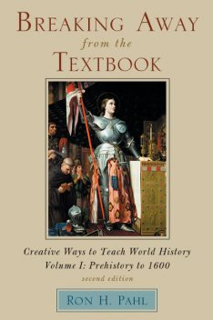 Breaking Away from the Textbook, Ron H. Pahl