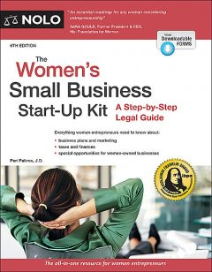 The Women's Small Business Start-Up Kit, The, Peri Pakroo