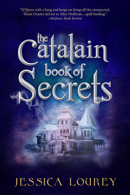The Catalain Book of Secrets, Jessica Lourey