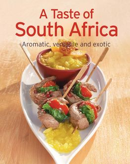 A Taste of South Africa, Göbel Verlag, Naumann