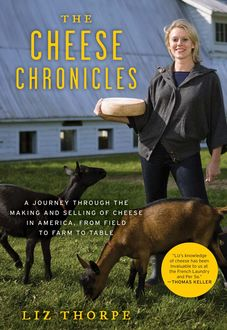 The Cheese Chronicles, Liz Thorpe