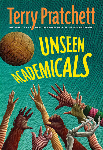 Unseen Academicals, Terry David John Pratchett, Stephen Briggs