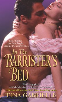 In the Barrister's Bed, Tina Gabrielle