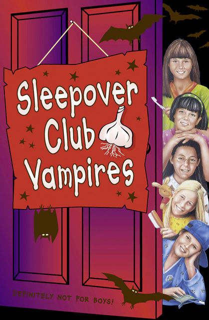 Sleepover Club Vampires (The Sleepover Club, Book 43), Fiona Cummings