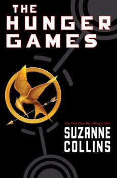 The Hunger Games, Suzanne Collins