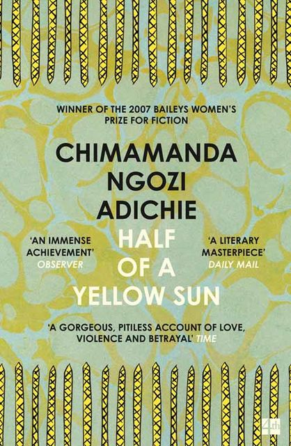 Half of a Yellow Sun, Chimamanda Ngozi Adichie‎