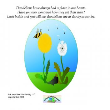 Why Dandelions Grow Featuring Mother Nature, Nita Marie Clark