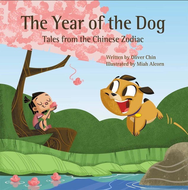 The Year of the Dog, Oliver Chin