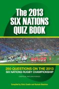 2013 Six Nations Quiz Book, Chris Cowlin
