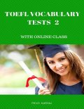 Toefl Vocabulary Tests 2, Fevzi Karsili