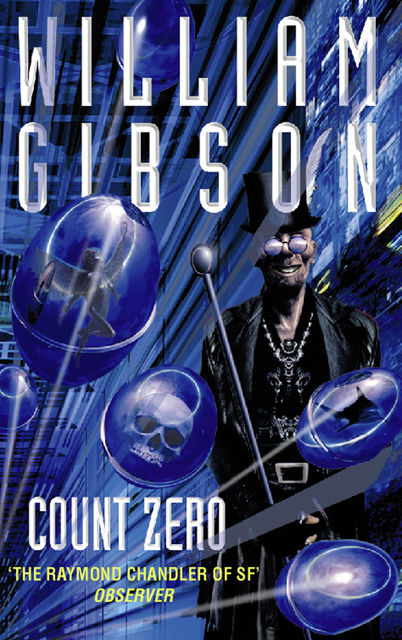 COUNT ZERO, William Gibson