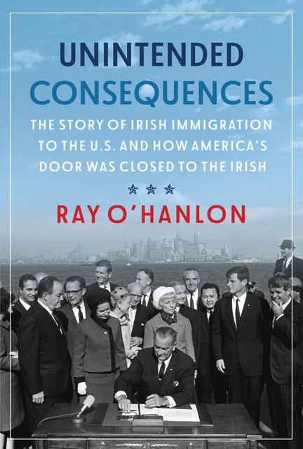 Unintended Consequences, Ray O'Hanlon
